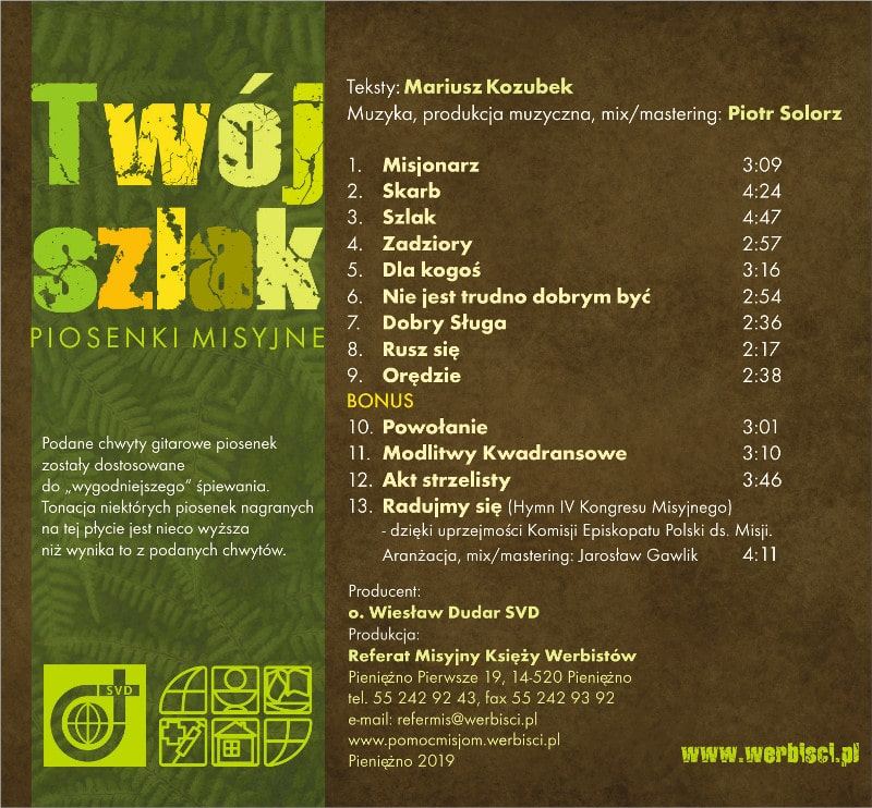twoj szlak cd back min